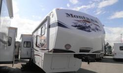 NEW!!! THIS IS A MUST SEE FOR ALL YOU MONTANA LOVERS.Description Type: Fifth Wheel Stock #: 32946 Status: In Stock Contact: CAPTAIN KIRK Phone: 604-751-0340 E-mail: kirk@fraserway.com