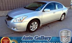 Make Nissan Model Altima Year 2012 Colour Silver kms 7667 Trans Automatic Price: $15,996 Stock Number: 21439 Interior Colour: Grey Engine: 2.5 L Fuel: Gasoline *SAVE AN ADDITIONAL $1,000 OFF OF THE LISTED PRICE BY FINANCING! O.A.C.* Low price for this