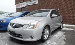 Make Nissan Model Sentra Year 2012 Colour SILVER kms 87395 Trans Automatic MTC offers: FINANCE through major banks and private lenders ensuring loans for good, bad, and no credit; Extended WARRANTY and CARPROOF history on all vehicles; BILINGUAL staff...