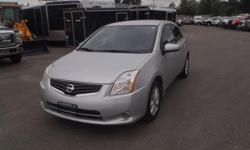Make Nissan Model Sentra Year 2012 Colour Silver kms 128895 Price: $8,650 Stock Number: BC0027611 Interior Colour: Grey Fuel: Gasoline 2012 Nissan Sentra, 2.0L, 4 door, FWD, 4-Wheel ABS, air conditioning, AM/FM radio, CD player, power door locks, power