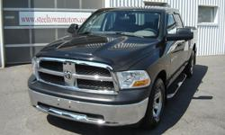Make Dodge Model Ram 1500 Year 2012 Colour Green kms 51000 Trans Automatic ONLY 51K! TOW PACKAGE! POLISHED WHEELS! CRUISE, RUNNING BOARDS! NON SMOKER! CLEAN CARPROOF! BALANCE OF FACTORY WARRANTY! $24995 plus tax & lic 275 Northern Avenue, Sault Ste.