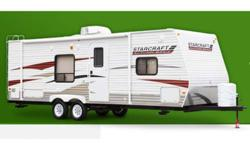 "NEW!!!Specifications GVWR (lbs.): 7,500 Exterior Length: 30' 6"" Exterior Height w/ A/C: 127"" Fresh Water Capacity (gal.) (includes water heater): 90 Grey Waste Water Capacity (gal.): 32.5 Black Waste Water Capacity (gal.): 32.5 Sleeping Capacity: 8-10 CCC"