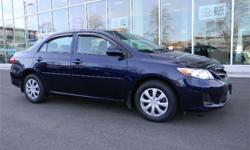 Make Toyota Model Corolla Year 2012 Colour Blue kms 67440 Trans Automatic Price: $13,995 Stock Number: 160585A Engine: 1.8 Cylinders: 4 Fuel: Gasoline We have a team of highly-experienced sales and service staff to serve our customers with the highest