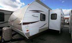 Stock#15158U 2013 COACHMEN CATALINA 30QBS Travel Trailer $23,990.00 --------------------------------- Options: 1 Slide Electric Awning Manual Leveling Jacks Ducted A/c Furnace 6g Gas/electric Hwt Storm Windows Skylite Monitor Panel Tv Antenna Tv Dvd/cd