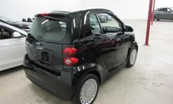 Make Smart Model FORTWO Year 2013 Colour Black kms 29500 Trans Automatic LOW KM's, Priced to sell, NO ACCIDENTS, lightly driven by the original owner for commercial purposes. The paint was never exposed due to advertisement covering the exterior surfaces