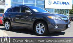 Make Acura Model RDX Year 2014 Colour Graphite Luster Metallic kms 35693 Trans Automatic Price: $33,900 Stock Number: AC0554 Interior Colour: Ebony Cylinders: 6 *TECHNOLOGY PACKAGE* *LEATHER INTERIOR*The 2014 Acura RDX with Technology Package is the