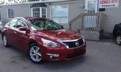 Make Nissan Colour red Trans Automatic kms 124521 Extra clean car, well equipped 2014 Altima with Leather, Sunroof, Heated Seats, rear back up camera, XM, bluetooth capabilities, Power windows, power locks, AC, Keyless entrym Alloy wheels... Heated seats