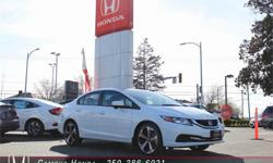 Make Honda Model Civic Year 2015 Colour Taffeta White kms 12300 Trans Automatic Price: $19,990 Stock Number: 16-0284A Interior Colour: Black Cloth Cylinders: 4 One Owner, Victoria vehicle, Bluetooth, USB, low, low km, Nonsmoker, The perfect used vehicle!