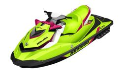 This 2015 Sea-Doo GTI SE 130 was a demo during the 2015 summer, but is still in great shape with 101 hours! Its many standard features make this watercraft the most popular for families looking for a fun day on the water. Enjoy the comfort and ease of a