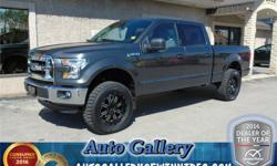 Make Ford Model F-150 Year 2016 Colour Grey kms 68 Trans Automatic Price: $46,996 Stock Number: 21789 Engine: 5.0 L Fuel: Gasoline *SAVE AN ADDITIONAL $1,000 OFF OF THE LISTED PRICE BY FINANCING! O.A.C.* Not a misprint Only 68 kilometers, in this like new