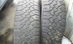 Set of winter tires in great condition.