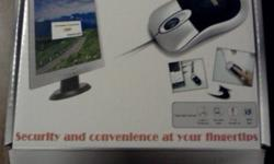 Brand New Biometric Security Fingerprint Mouse.Asking $20Contact 613-968-7082