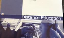 Text book and CD audio set for CHST503 at Ryerson (Distance Education)