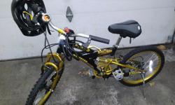 King of the Ride $125 Includes: Gel Seat Helmet Lock Bell Bike used three times.