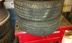 National Ovation tires 215/60/15 allseason very good condition 85 % left