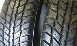 Set of four winguard in excellent condition 98% tread remaining call 613-383-4098 Price includes installation and balance. This ad was posted with the Kijiji Classifieds app.