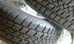 215/60R17 Cooper Artic Claw set of four tires - fit Dodge Caliber. Only used 2 winters...Must sell, don't fit my new vehicle.   Asking $325 - excellent winter/snow handling!   705-939-2353 or e-mail me! (Located in Bailieboro - south of Peterborough,