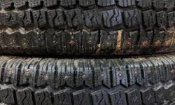2 winter tires