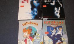 """12.00 each, cheaper if buying more than two, check out my other ads for sale by clicking on """"view seller's list"""", just above the """"email seller"""" link. all in excellent condition. futuramas are sold"""