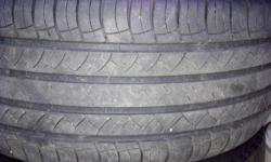 "1 set (4 tires) of 255/50-19"" Michelin Latitude Tour HP Run Flat all season tires. At least 50% tread remaining used less than 40,000km. They are off of a BMW X5 but are typical european SUV size if you have 19""s. New price is about $330/tire, selling all"