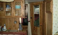 I have a 1985 citation supreme travel trailer for sale.Sleeps 6, needs some minor repairs. Asking $2500 with papers or $2000 without. ph.752 3588.