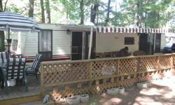 -Year 1984-36 feet-Sleeps 7 -well maintained-brand new awning & toilet-1 tip out on the kitchen-$2,000 and you pay the cost incurred for removing it and you hire the company to remove it for you-there is also a shed and deck that can goCurrently it is at