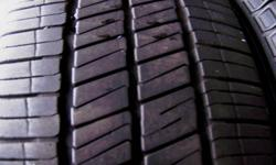EXCELLENT SHAPE 1 PAIR 185 60R 15 GOODYEAR EAGLE LS ALL SEASON TIRES LOW KMs $140 FOR THE PAIR 705-252-2746 2 BLOCKS OFF THE 400