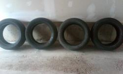 2 Michelin m&s and 2 Pirelli winter tires for sale 4 tires for sale 205 55/r16    jim 705 721-0333