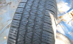 i have 2 Michelins xgt great for winter lots of tread on alumiun 4 bolt rims for $110 for the pair or 70 for tires only