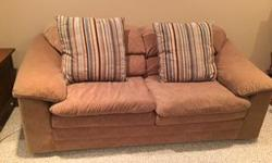 2 Double size sofa beds with mattress and mattress pads. Very good condition. Negotiable. Moving sale