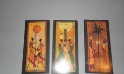 3-piece art
