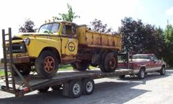Turn that car or truck just sitting on your property into cash. I am paying top dollar for cars, trucks, buses, farm equipment, Buyer of heavy steel, dump trucks, farm clean ups. Fast service.  705 761 4131. Eric