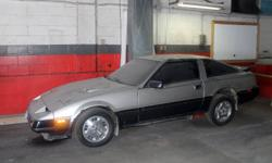 Selling my '84 300ZX TURBO[champagne color], Automatic, Twin cam, 2x2 seat, leather, digital dashboard, Tachometer, compass, and a T-Roof. Fully Loaded. The car actually talks!!! It says certain commands in a female voice, ie: Right door ajar, hand brake