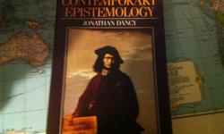 PHI 3170: Intro to Contemporary Epistemology