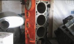 I have a large collection of mopar engine blocks and parts also transmissions and parts cranks,rods,bell housings, differentials,4 speeds. NO HEMI PARTS. For those that have e-mailed me and got no response I am sorry was not prepaired for the response I