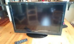 It's a decent TV, no issues, just have a newer one and no longer need it. Comes with a remote, even have the original box for it still. Price is OBO