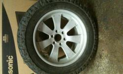 """I selling a set of 20 inch aluminum MBmotoring rims with Micky Thompson ATZ 325/50-20 (33"""") with about 10-20% tread life left. Fits chevy 6 bolt 550.00$ firm"""