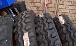 """33 x 10.5 x 16"""" Set of 4 tires. 3 tires brand new, never been on a rim, 1 tire 95% tread. Perfect tire for mud or pavement. At tire shops they are $350 per tire plus taxes. Jeep guys go nuts for these. 705 748 4752. Eric."""