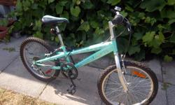 """""""Flare"""" by Sportek bike for sale. 5 speed, 20"""" wheels. Good condition. Only $70. We are located in Orleans. See our list of other items for sale. First come, first served."""