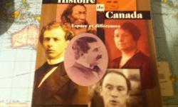 HIS 1501: Histoire du Canada Espace et différences