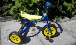 """Safety 1st"" tricycle for sale. Only $25. We are located in Orleans. See our list of other items for sale. First come, first served."