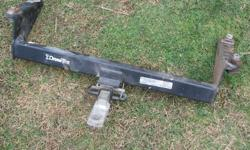 3500lbs Trailer Hitch for 73 ? 87 Chev / GMC Trucks No e-mails!!!   Draw-Tite Frame Hitch with draw bar Fits: Chevy / GMC Trucks 73 to 87 crew cabs, Suburbans and full size Blazers up to 91.   Selling for only $50   Phone Calls Only, No Emails Please For