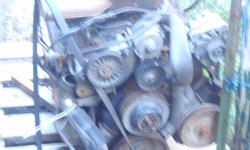 89 350 chevy engine,5 speed tranmission and 3/4 ton axle with 6 bolt rims all out of a 89 sierra 3/4 ton pickup.take all for $200.00 or seperate,might consider trades for something of interest.Also a matching pair of axles out of a 85 chevy 4x4 1/2 ton