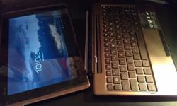 ASUS Transformer tf101 32gig tablet in mint condition. Still under manufacturers' warranty, bought in May 2012, selling just because I got the newer tablet.Works amazingly NO Scratches or psychical damageThe 16 gigs go for $350 so this is a fantastic