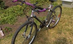Free spirit, bike, in good condition, gents