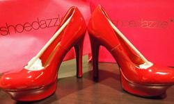 Rhoda - Red ColourSize - 6.5 US/4.5 UK/ 36.5 EU
