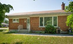 # Bath 2 MLS 1021131 # Bed 3 OPPORTUNITY KNOCKS HERE to add value! Potential for inlaw suite or income generating basement apartment. 3 Bed, 2 Bath Southern Exposure Bungalow with excellent curb appeal! Located in friendly & sought after Riverview Park