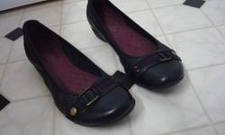 Three pairs of Privo leather shoes.  Near New Condition.  Size 9.   All three pairs for $90.00, or $30.00 each.  Amazingly comfortable!  These shoes retail around $75.00 plus tax.