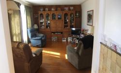 3 pc hutch 300 8 person table that folds down to almost the floor 225 buffet hutch app 5ft dark 150 men walker 250 tread mill 1 speed 75 wine hutch sitting in Niagara falls coming up august 200 left handed men gold clubs air compressor 3 gallon 75 text or