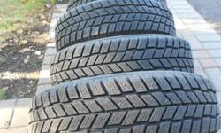 195/70R14 Canadian Tire Snow Tires & RimsOnly used last winter, In Great Shape!Call 905-240-2951 :Chantal